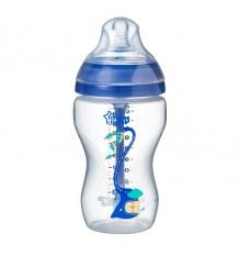 Tommee Tippee Flasche Anticolico Advanced 340ml Blau