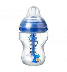 Tommee Tippee Flasche Anticolico Advanced 260ml Blau