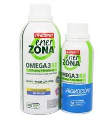 Enerzona Omega-3 Rx 240 Cápsulas + 60 Cápsulas