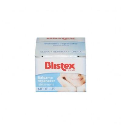 Blistex Balsamo Reparador Labios y Nariz 7g