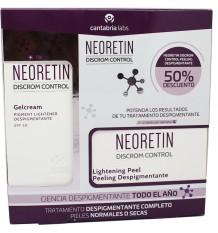 Neoretin Gel Crema Spf50 40 ml + 6 Discos Despigmentantes
