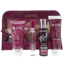 Gel 30ml Parfum 10ml d'Huile 15ml Crème Mains 30ml