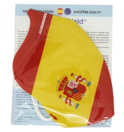 Deanshield Masque Réutilisable Higienica Adultes Espagne