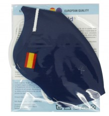 Deanshield Mask Reusable Higienica Adult Blue Spain