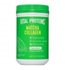 Vital Proteins Collagen Hannah Matcha 341g