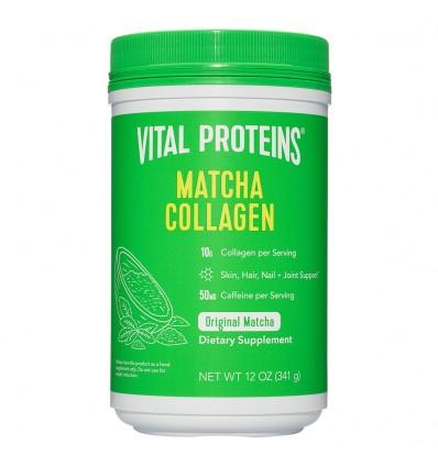 Vital Proteins Collagen Peptides Matcha 341g