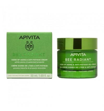 Apivita Bee Radiant Peony Cream Light 50ml