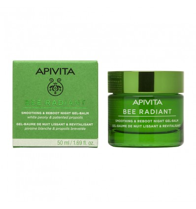 Apivita Bee Radiant Peony Cream Night 50ml