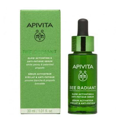 Apivita Bee Radiant Pfingstrose Serum 30ml