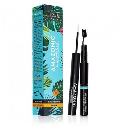 Amazonic Serum Densifier Eyebrows 2.5 ml + Brush Applicator