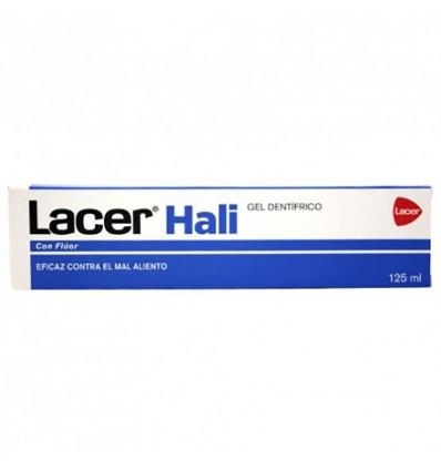 Gel Dentifrice Lacer Hali 125 ml