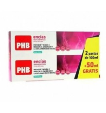 Phb Encias Pasta Duplo 250ml