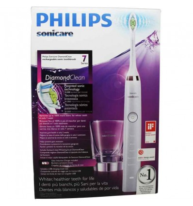 Sonicare Cepillo Electrico Diamond Clean HX9332