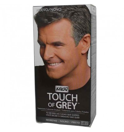 Just for Men Touch Of grey Moreno Preto T 55