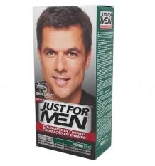 Juste pour les Hommes en brun Brun H 45