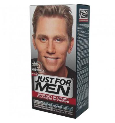 Just for Men Castanho Claro H 25