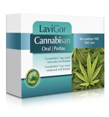 Lavigor Cannabisan 30 Orale Perles