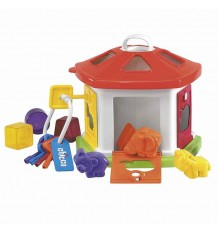 Chicco little House-animals