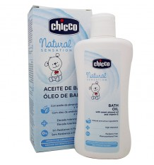 Chicco Natural Sensation Aceite de baño 200 ml