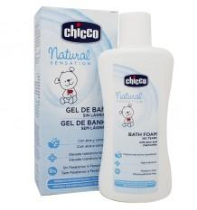 Chicco Natural Sensation Gel Baño 200 ml