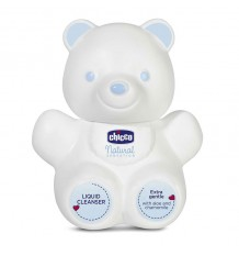 Chicco Natural Sensation Sabão Líquido Urso 300 ml