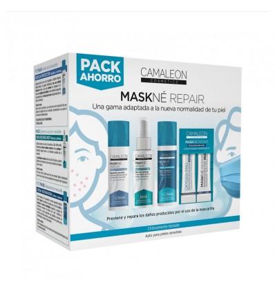 Camaleon Maskne Pack Économie D'Un Traitement Complet