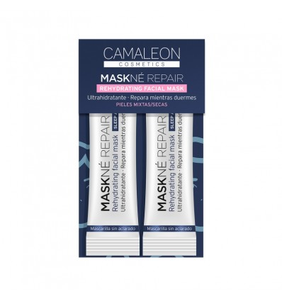 Camaleon Maskne Pack Rehydrating Facial Mask