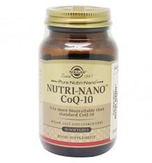 Solgar Nutri Nano Coq 10 3.1 50 Kapseln
