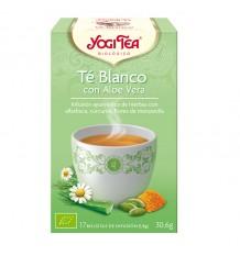 Yogi Tee Weißer Tee Aloe Vera 17 Sachets