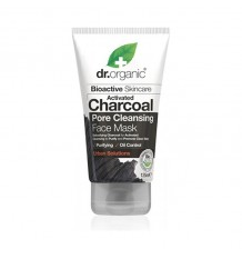 Dr Organic Face Mask Activated Carbon 125 ml