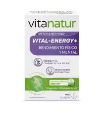 Vitanatur Énergie Vitale+ 120 Capsules
