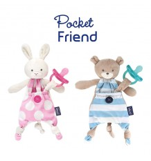 Chicco Guarda Chupete Pocket Friend
