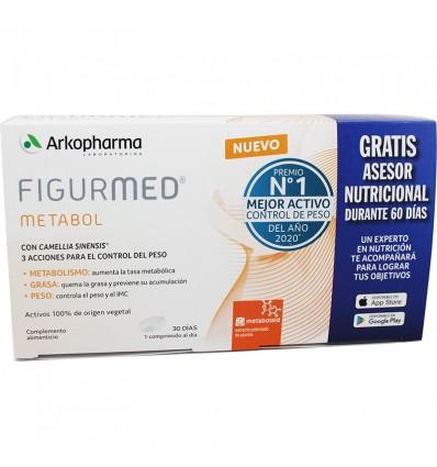 Figurmed Metabol 30 Comprimés