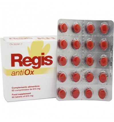 Regis Kh Antiox 60 Tablets