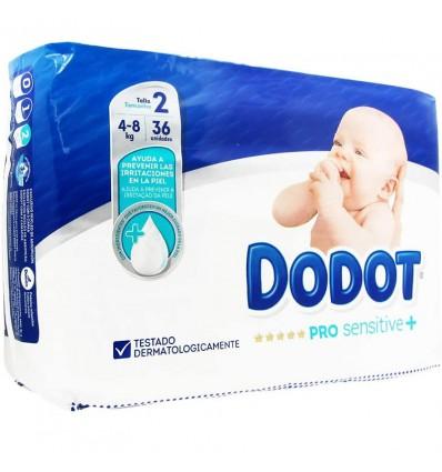 Dodot Prosensitive Size 2 4-8 kg 36 Units