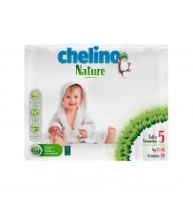 Chelino Nature Talla 5 13-18 kg 30 Unidades