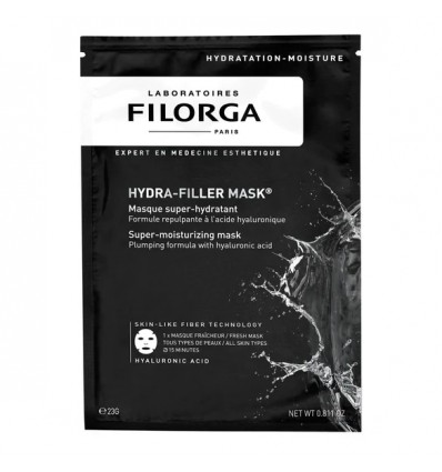 Filorga Hydra Filler Mask Mascarilla Hidratante 1 Unidad