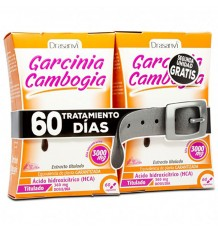 Drasanvi Garcinia Cambogia 60 Kapseln+60 Kapseln