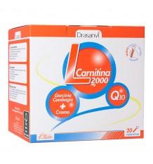 Drasanvi L Carnitina 2000 mg 20 ampolas de 15 ml