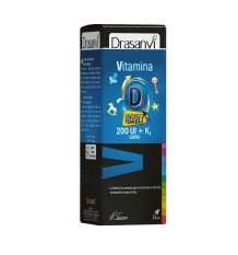 Drasanvi Vitamin D3 200UI Baby 30ml Tropfen
