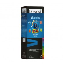 Drasanvi Vitamin D3 400UI + K1 Kids 30ml Drops