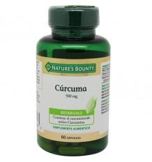 Nature ' s Bounty Kurkuma 500 mg 60 Kapseln