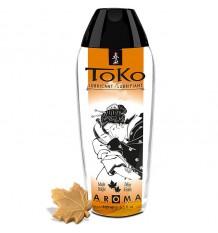 Shunga Toko Lubricant Aroma of Maple Syrup 165ml