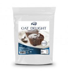Pwd Oat Delight Harina de Avena Brownie Chocolate 1.5 Kg