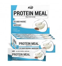 Protein Meal Barritas Yogur 12 Unidades Pwd Nutrition