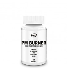 Pwd Pm Burner 60 Capsules