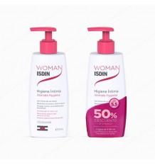 Woman Isdin Intimate Hygiene 200 ml+200 ml Duplo Promotion