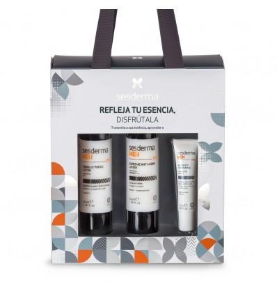 Sesderma Men Locion Hidratante Facial Revitalizante 100 ml Pack