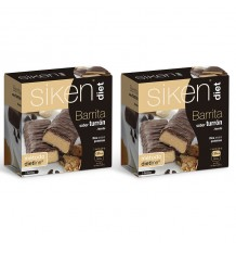 Siken Bar Alimentation, De Nougat, De 10 Unités Duplo Promotion