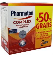 Pharmaton Complexe De 60 Gélules + 30 Capsules Cadeau